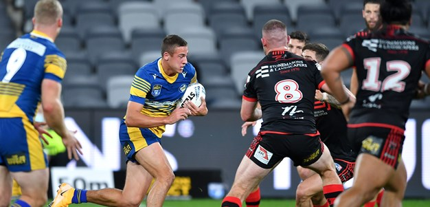 Can't train, can play: Bizarre build-up for Eels father-son combo