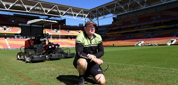 Suncorp surface gets groundsman's seal of approval for Magic Round