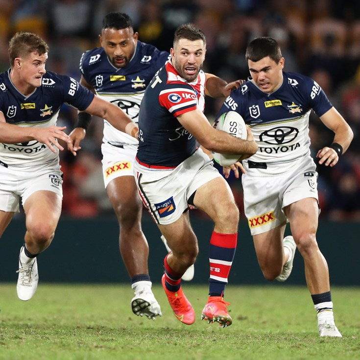 Tedesco supreme as Roosters spoil Taumalolo's party