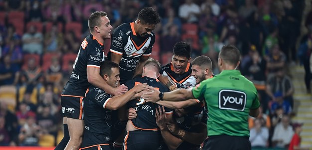 Doueihi takes centre stage as Tigers outclass Knights