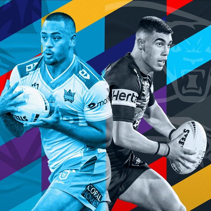Titans v Panthers: Fifita suspended; Hopgood debuts for Penrith