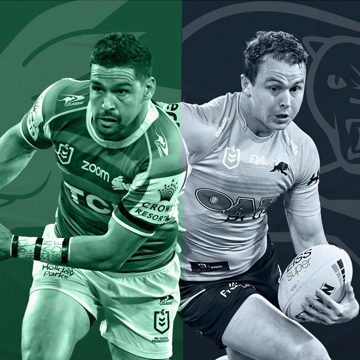 Rabbitohs v Panthers: Latrell back from ban; Capewell gets nod over Martin