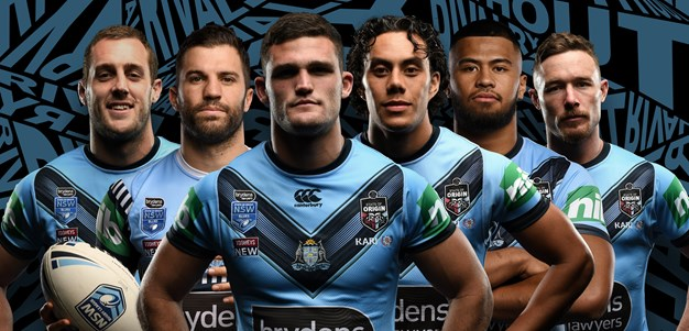 Six Panthers in Blues' squad for State of Origin opener