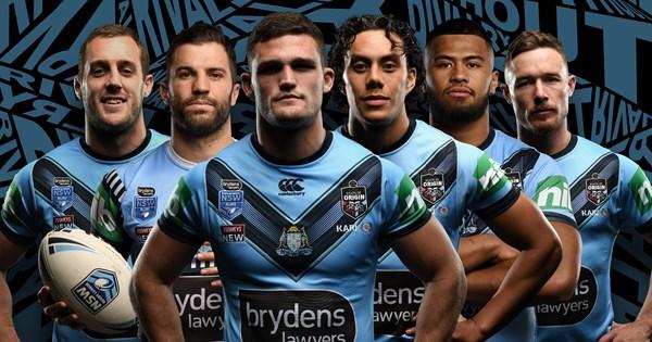 NSW Origin team: Luai gets nod for Freddie's fresh-faced Blues – NRL.COM