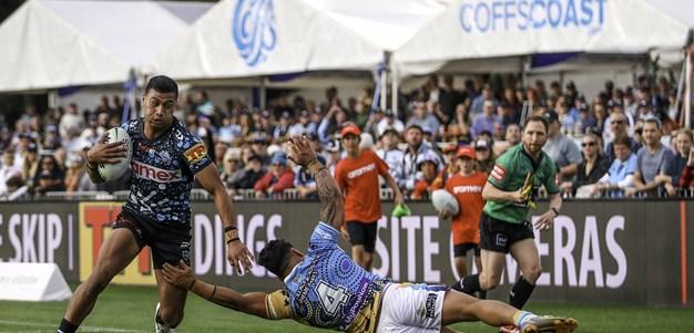 Mulitalo defies season-ending prognosis