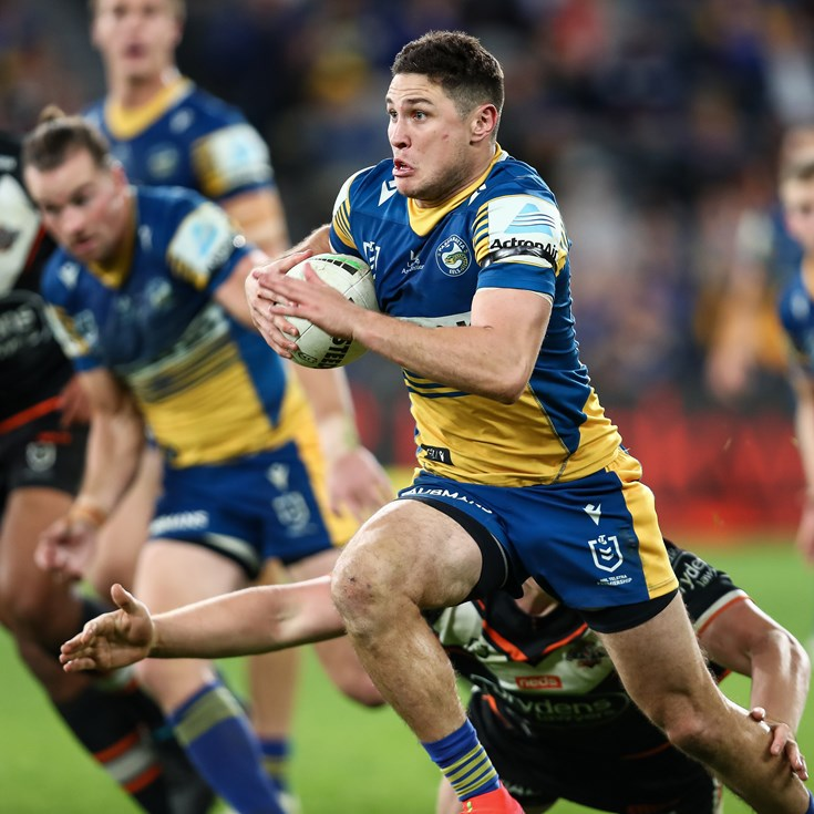 Stat Attack: Moses the game's fastest halfback