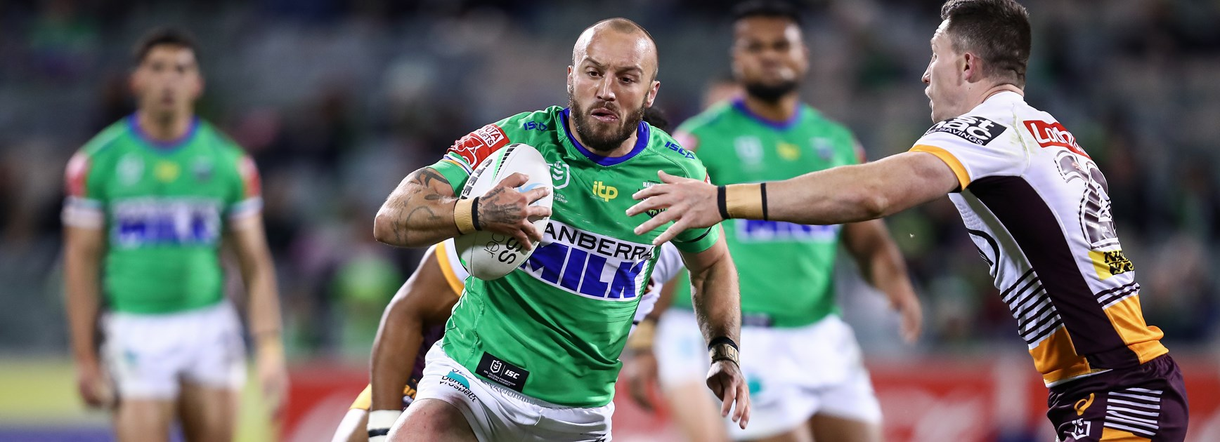 Hodgson chasing finals mentality to bring down Storm