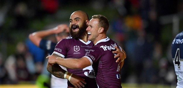 Cherry on top: Skipper dazzles as Manly defeat Cowboys