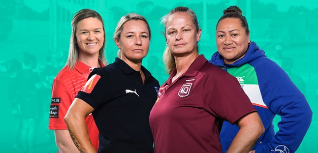 Best yet to come: Women coaches to benefit from mentoring program