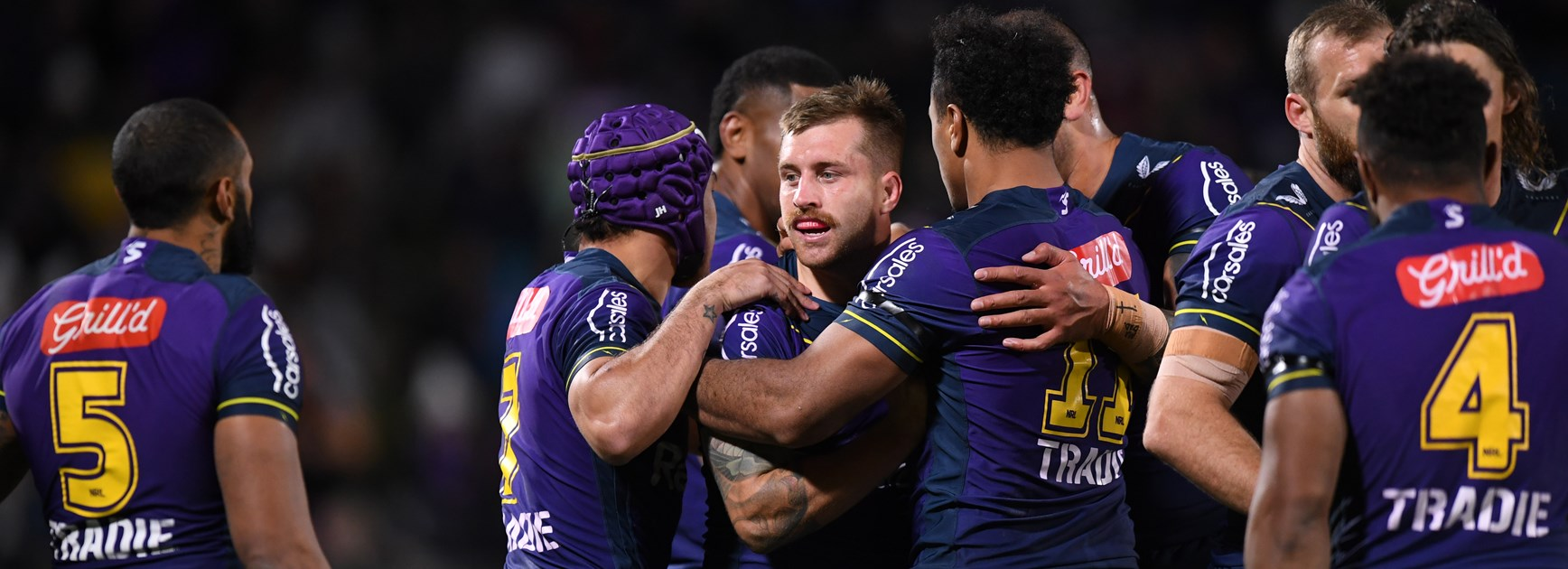 Storm to host Knights on Gold Coast with two other games switched