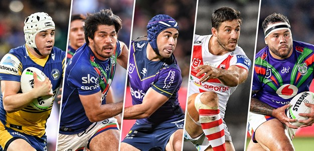 Most underrated player: Harris and Tevaga in the conversation