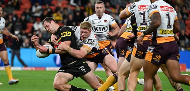 Panthers survive a scare to scrape past Broncos