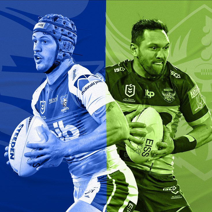 Knights v Raiders preview: Pearce hamstrung; Wighton, Whitehead back