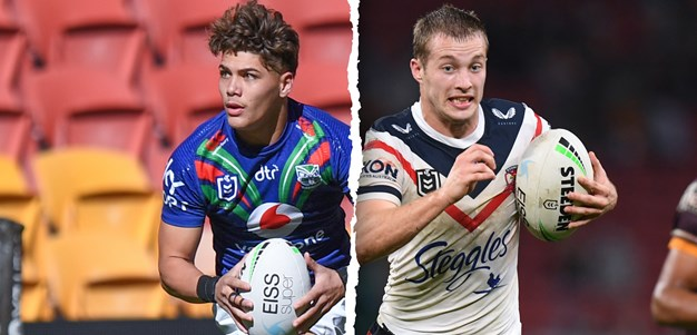 For and against: Walsh v Walker for rookie of the year
