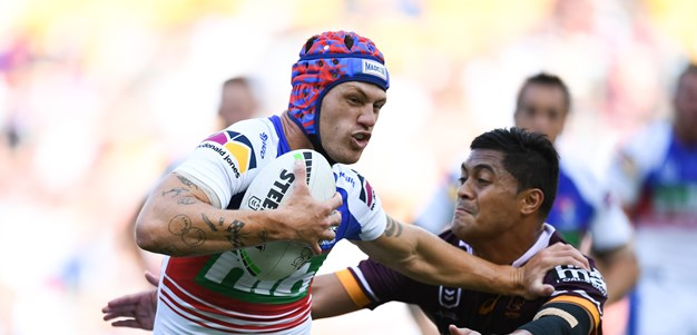 Now or never: Ponga confident attack will fire under pressure
