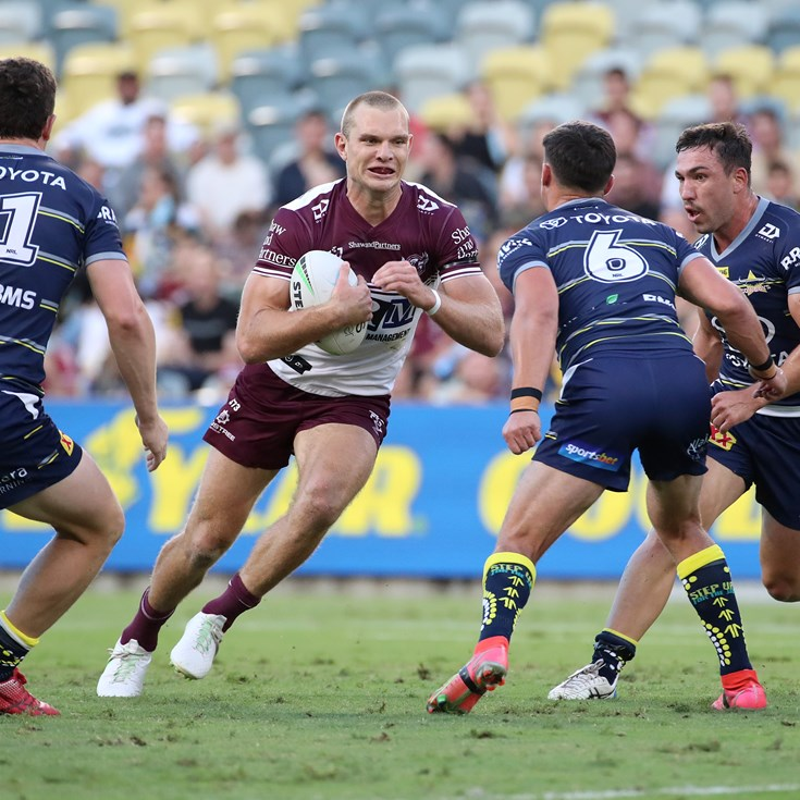 Turbo sizzles as Sea Eagles prove too good for Cowboys