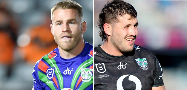 Aitken and Curran to miss two weeks after being isolated