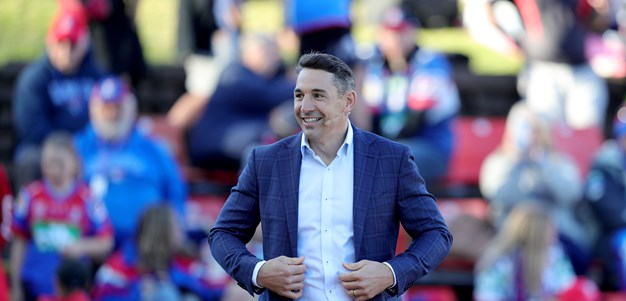 Slater outlines state of Queensland coaching talks