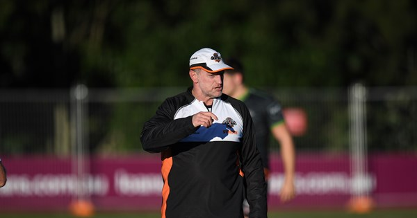 NRL 2021: Michael Maguire, Wests Tigers coach, still strong belief that he can change the team