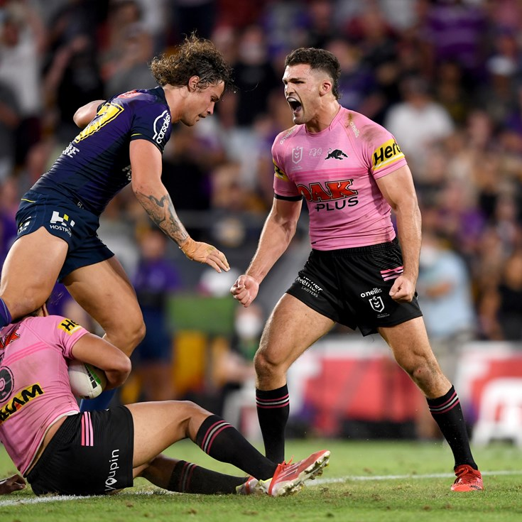 Panthers stun Storm to earn grand final date with Souths