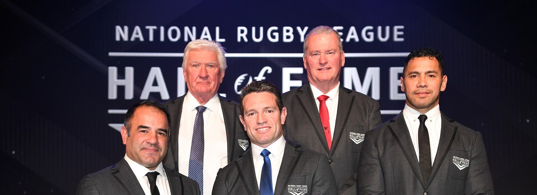 Hall of Fame highlights everything good about rugby league