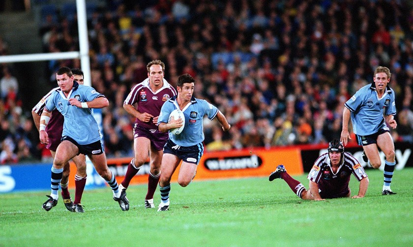 Andrew Johns - National Rugby League Immortal - Hall of Fame