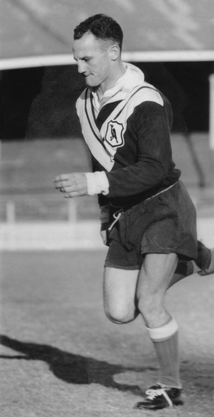 Arthur Summons - National Rugby League Hall Of Fame - Hall of Fame