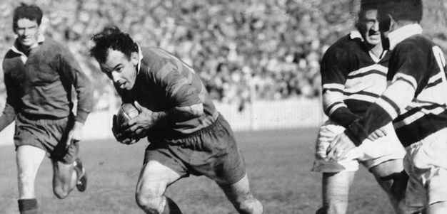 'The little Master' - remembering Clive Churchill