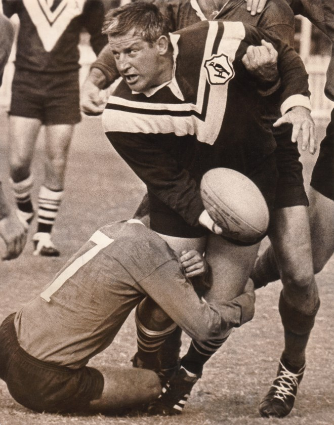Noel Kelly - National Rugby League Hall Of Fame - Hall of Fame