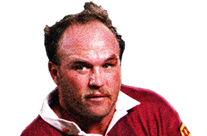 Photo of Wally Lewis