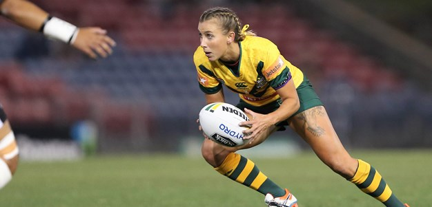 Bremner ruled out for Jillaroos for ongoing injury