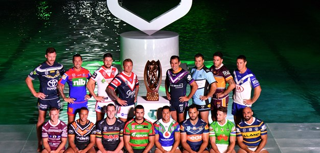 NRL Stats Leaders