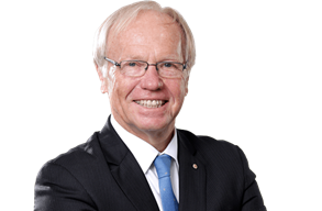 Photo of The Hon. Peter Beattie AC